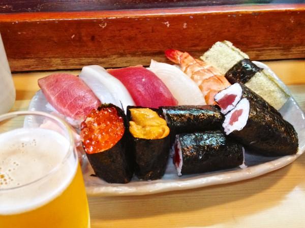 丸八寿司イメージ