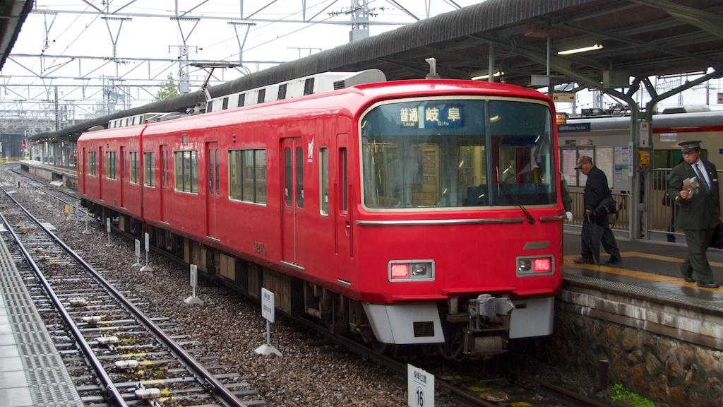 名鉄3100系